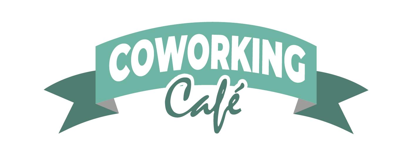 logo coworking cafe w. stroke